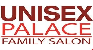 Unisex Palace Family Salon logo