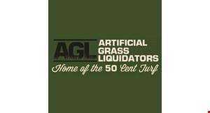 Artificial Grass Liquidator logo