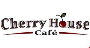 Cherry  House Cafe logo