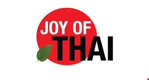 Joy of Thai Authentic  Thai Restaurant logo