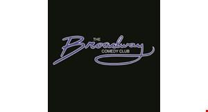 Broadway Comedy Club logo