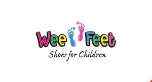 Wee Feet logo