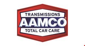 AAMCO/Trenton logo
