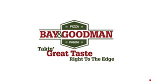 B & G Pizza & Panini logo