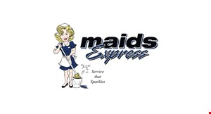Maid Express logo