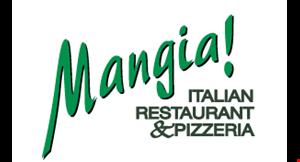 Mangia! Italian Restaurant & Pizzeria logo