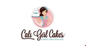 Cali Girl Cakes logo