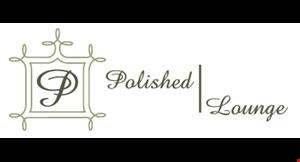 Polished Lounge  Nail Salon logo