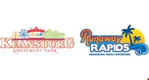 Keansburg Amusement Park & Runaway Rapids logo