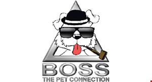 Boss The Pet Connection logo