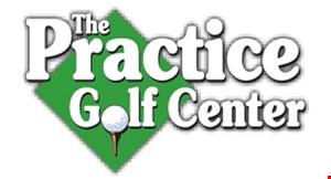 The Practice  Golf Center logo