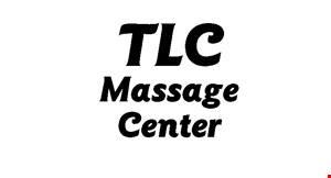 TLC Massage Center logo