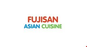 Fujisan Asian Cuisine logo
