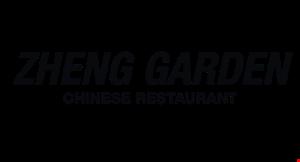 Zheng Garden Newton logo