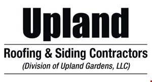Upland Roofing & Siding logo