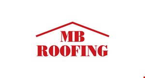 MB Roofing logo