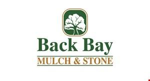 Back Bay Mulch & Stone logo