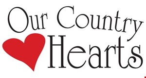 Our Country Hearts logo