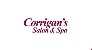 Corrigans Salon & Spa logo