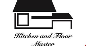 Kitchen & Floor Master logo
