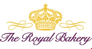 The Royal Bakery logo