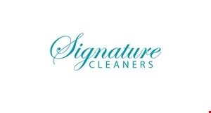 Signature Cleaners logo