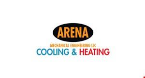 Arena Mechanical Engineering LLC logo