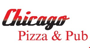Chicago Pizza & Pub logo