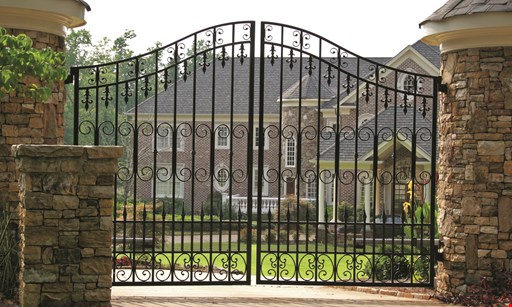 Product image for Fencing South Florida FREE GATE