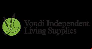 Vondi  Independent Living Supplies logo