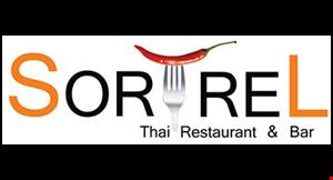 Sortrel Thai Restaurant logo