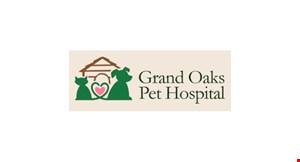 Grand  Oaks  Pet Hospital logo