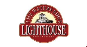 The Waters Edge Lighthouse Restaurant logo