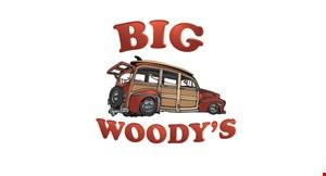 Big Woodys logo