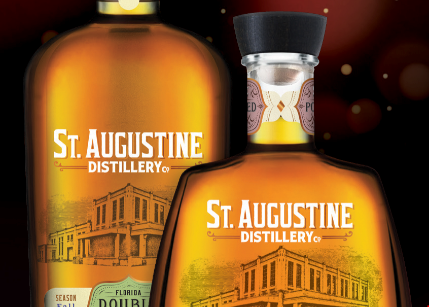 Product image for ST. AUGUSTINE DISTILLERY Free shot glass with purchase of $25 or more