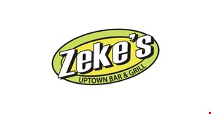 Zeke's Uptown Bar & Grill  Phoenix Hospitality Partners logo