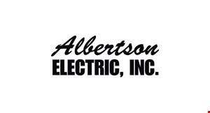 Albertson Electric, Inc logo