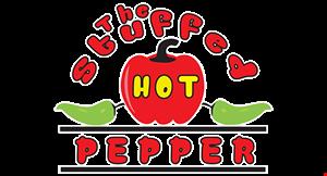 The Stuffed Hot Pepper logo