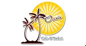Oasis Cafe & Market logo