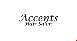 Accents Hair Salon logo