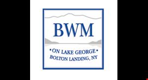 Blue Water Manor logo