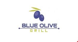 Blue Olive Grill logo