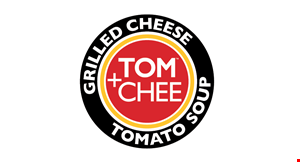 Tom + Chee logo