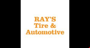 Ray's Tire and Automotive logo