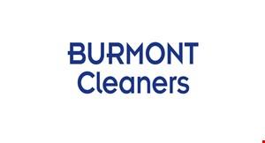 Burmont Dry Cleaners logo