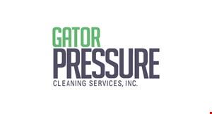 Gator  Pressure Cleaning logo