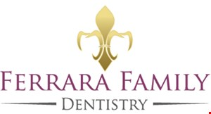 Product image for Ferrara Family Dentistry $89 For A Comprehensive Examination, A Full Set Of X-Rays & A Cleaning (if applicable)