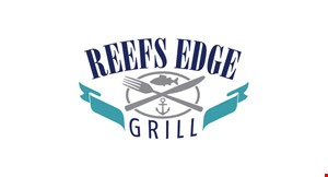 Reefs Edge Grill logo