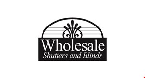 Wholesale Shutters and Blinds logo