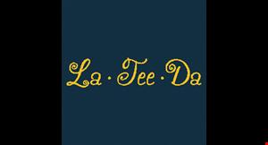 La-Tee-Da logo